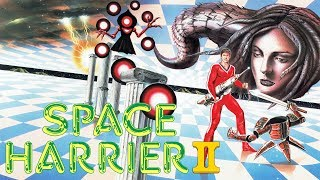 SEGA Forever - Space Harrier II