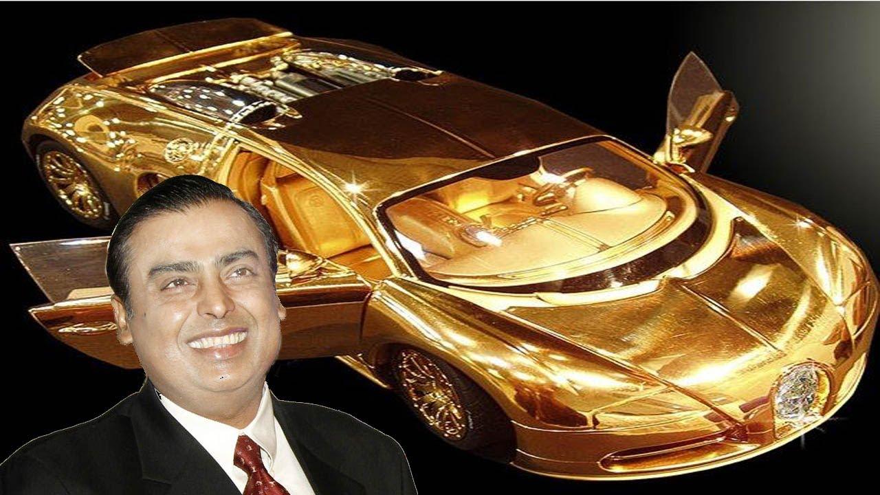 Mukesh Ambani Latest Expensive Car Collection.