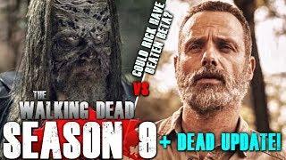The Walking Dead Season 9 Episode 14 - Could Rick have Beaten Beta?