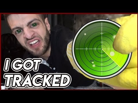 TRACKED! MYSTERY-UNBOXING!