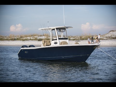 Sea Hunt Boats | Gamefish 27 CB with Coffin Box | Offshore Center Console