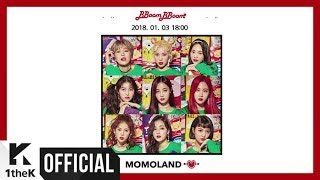 "[Teaser] MOMOLAND(모모랜드) _ 3rd Mini Album ""GREAT!"" Highlight Medley"