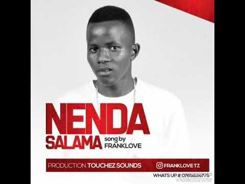 FRANK LOVE NENDA SALAMA(Official audio)