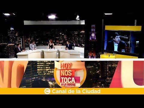 "<h3 class=""list-group-item-title"">Coloquio de IDEA: Leo Bilanski y Diego Martínez Burzaco en Hoy nos toca a la Noche</h3>"