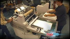 Book Printing - The Self Publishing Process