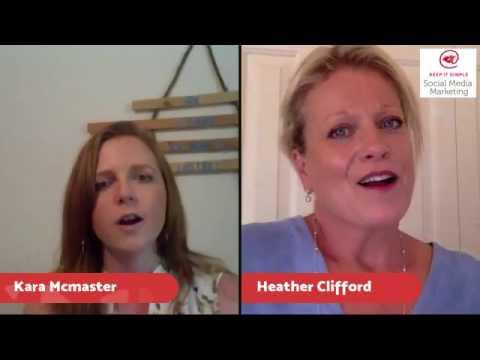 Social Chats Episode 13 with Kara McMaster ~ Caveman Grocer