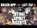 OTOGI SPIRIT AGENTS : Killer App or Dirty Crap?