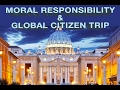 Moral Responsibility and Global Citizen Trip
