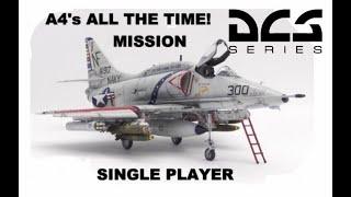 DCS: A-4E SEAD MISSION 4K UHD