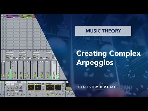 Programming Melodies with Arpeggiator & Staying in Key - New