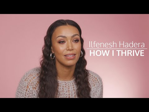 How Actress Ilfenesh Hadera Mastered the Art of Saying No.
