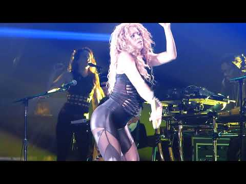 Can't Remember to Forget You (feat. Rihanna), Shakira - El Dorado World Tour at MSG in NYC