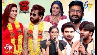 Dhee Champions | 25th December 2019  | Full Episode | ETV Telugu