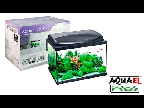 Аквариум Aquael Aqua4Home 50 (40 литров)