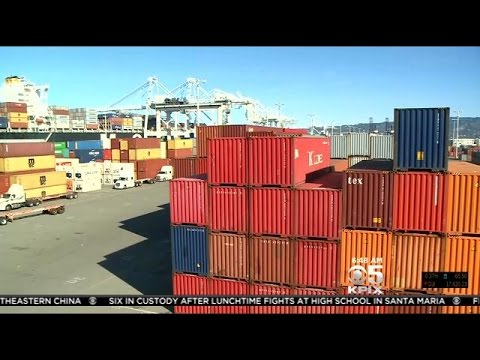 Bay Area Ports Shut Down For Safety 'Stand Down' After Death of Longshoreman In Benicia