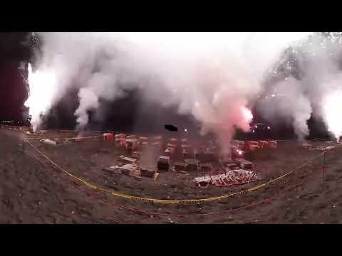 Volcano 360 grados Jimenez