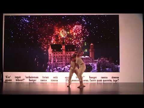 Interactive Dance and Video   Trinity Talent Qatar