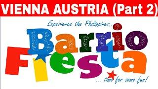 Barrio fiesta 2019 Vienna | Part 2 - The Parade & Presentations | #Philippines #ViennaAustria