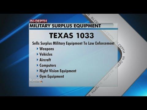 Surplus Military Equipment