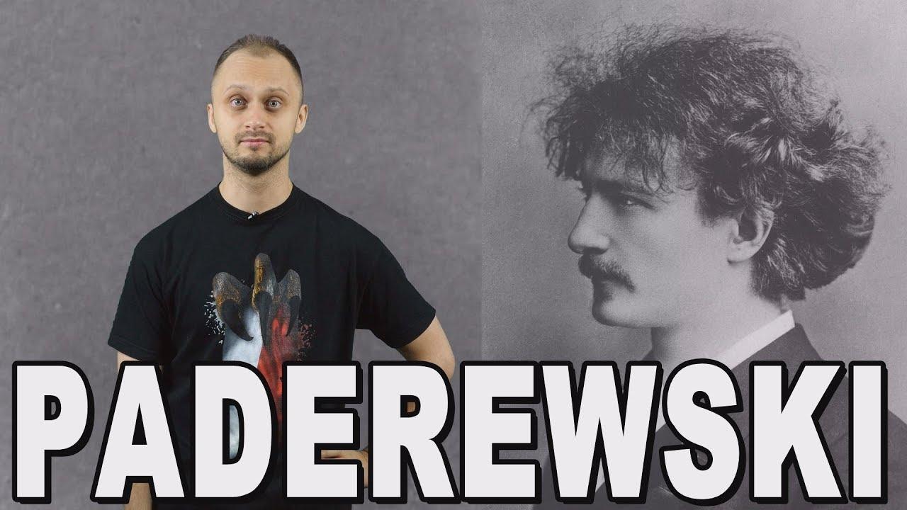Ojcowie niepodległości #1: Ignacy Paderewski.
