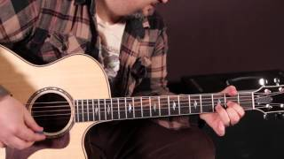 Coldplay - Magic - How to Play on guitar - guitar lesson tutorial - Acoustic Songs