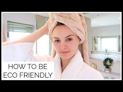 6 EASY WAYS TO BE ECO FRIENDLY | Niomi Smart