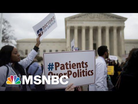 Ari Melber: 'Obamacare Wins' With New Supreme Court Vote | MSNBC