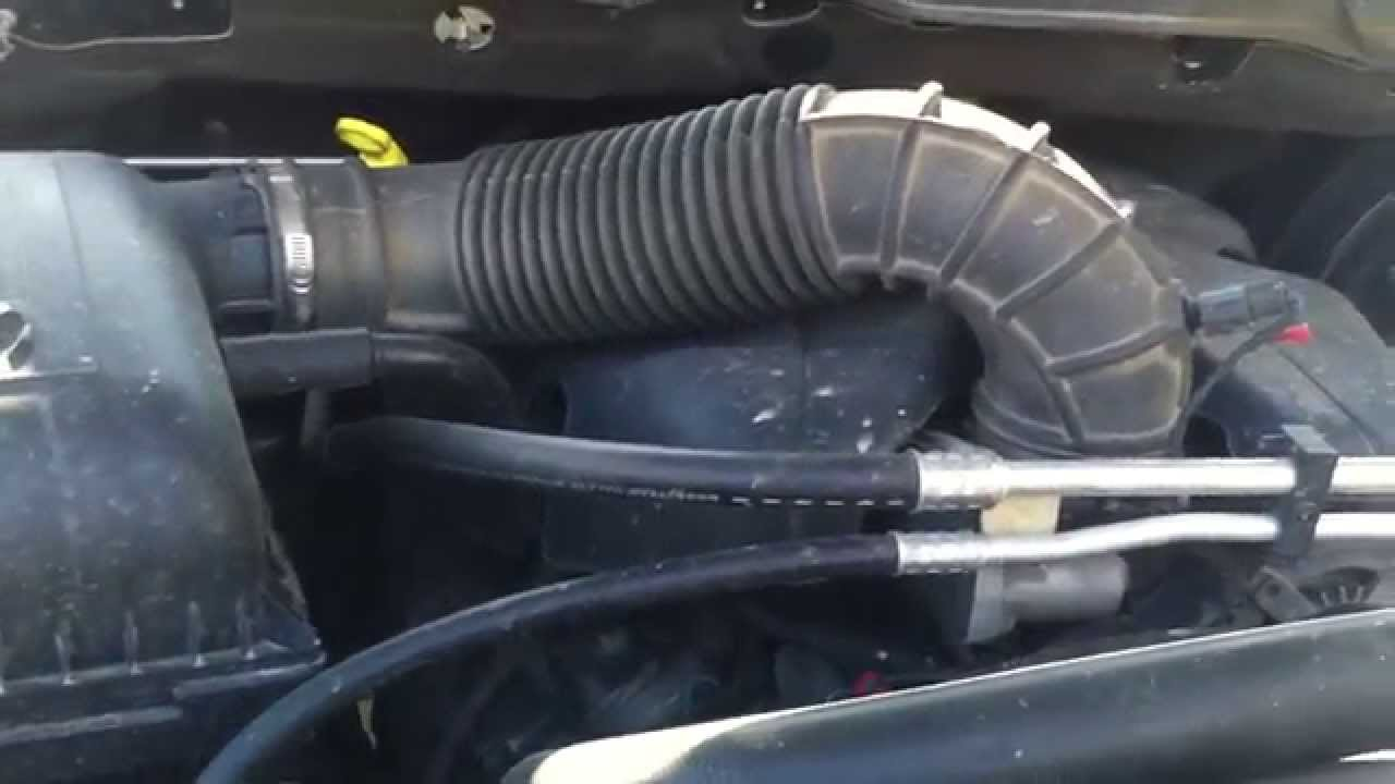 How To Fix Dodge Ram Hemi Tick Recall Youtube 2500 Sel Fuel Lines