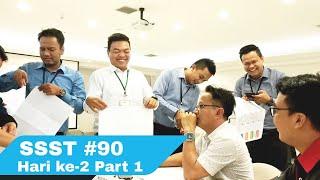 Training SSST #90 Hari ke-2 Part 1 - TTC - Toyota Indonesia