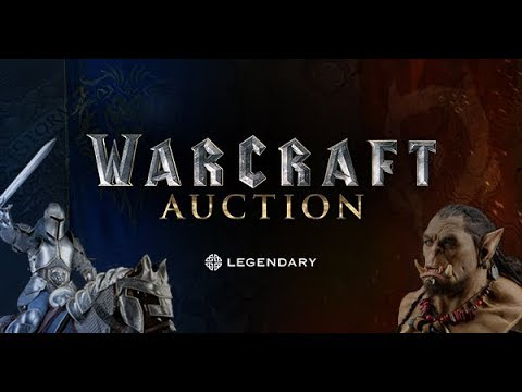 Warcraft Auction l The Players