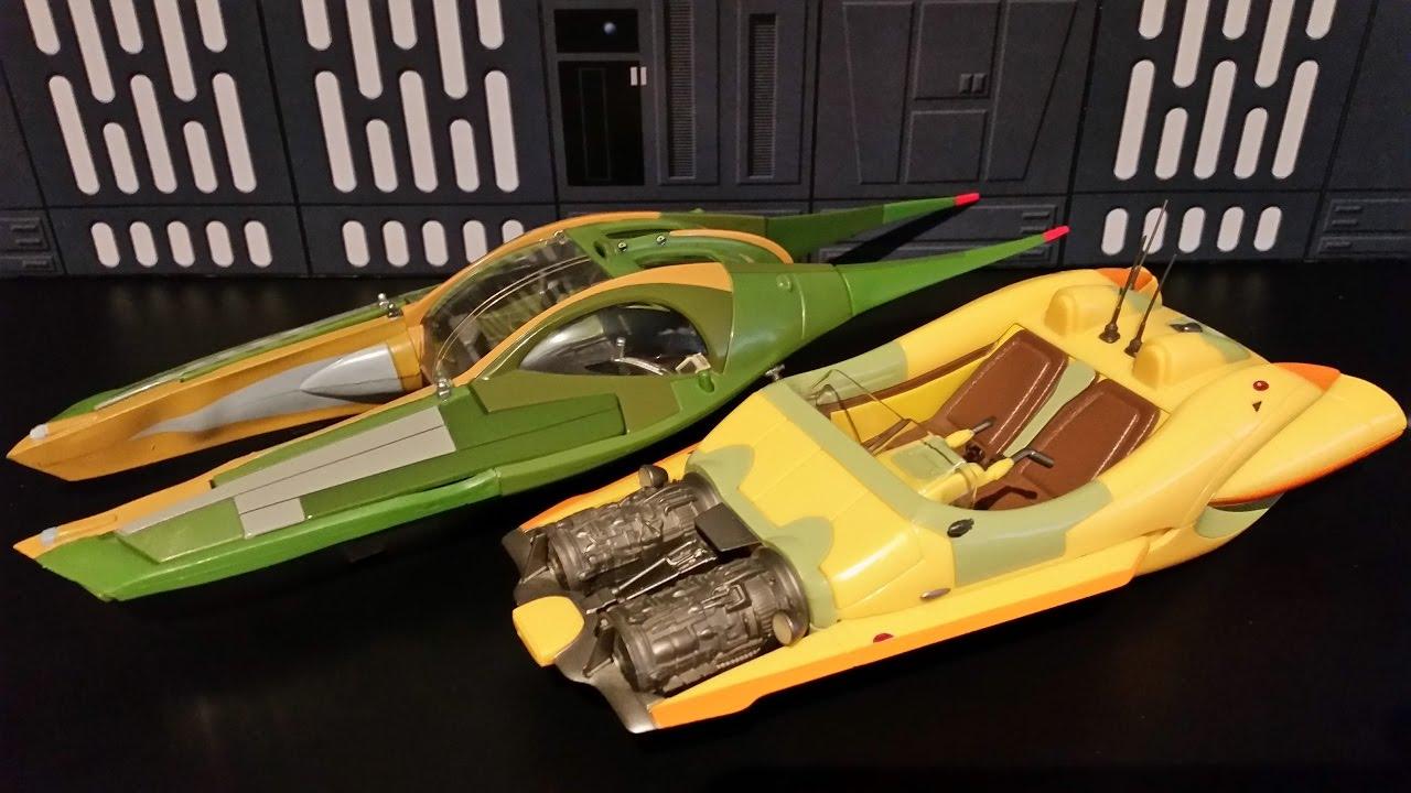 Hasbro Saga Collection Anakin Skywalker Amp Zam Wesell