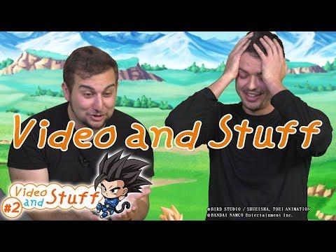 "DRAGON BALL LEGENDS ""Video And Stuff #2"""