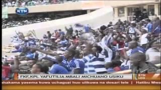 FKF yafutilia mbali michuano ya usiku baada ya tukio la Westgate
