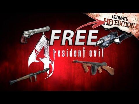 Resident Evil 5: Sheva al desnudo con un mod - Vida