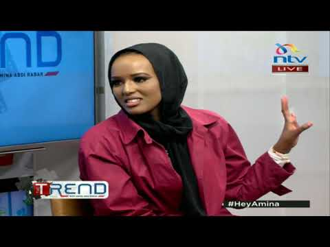 #theTrend: Kenya's Most Talented Special Effects Makeup Artist Najma Makena