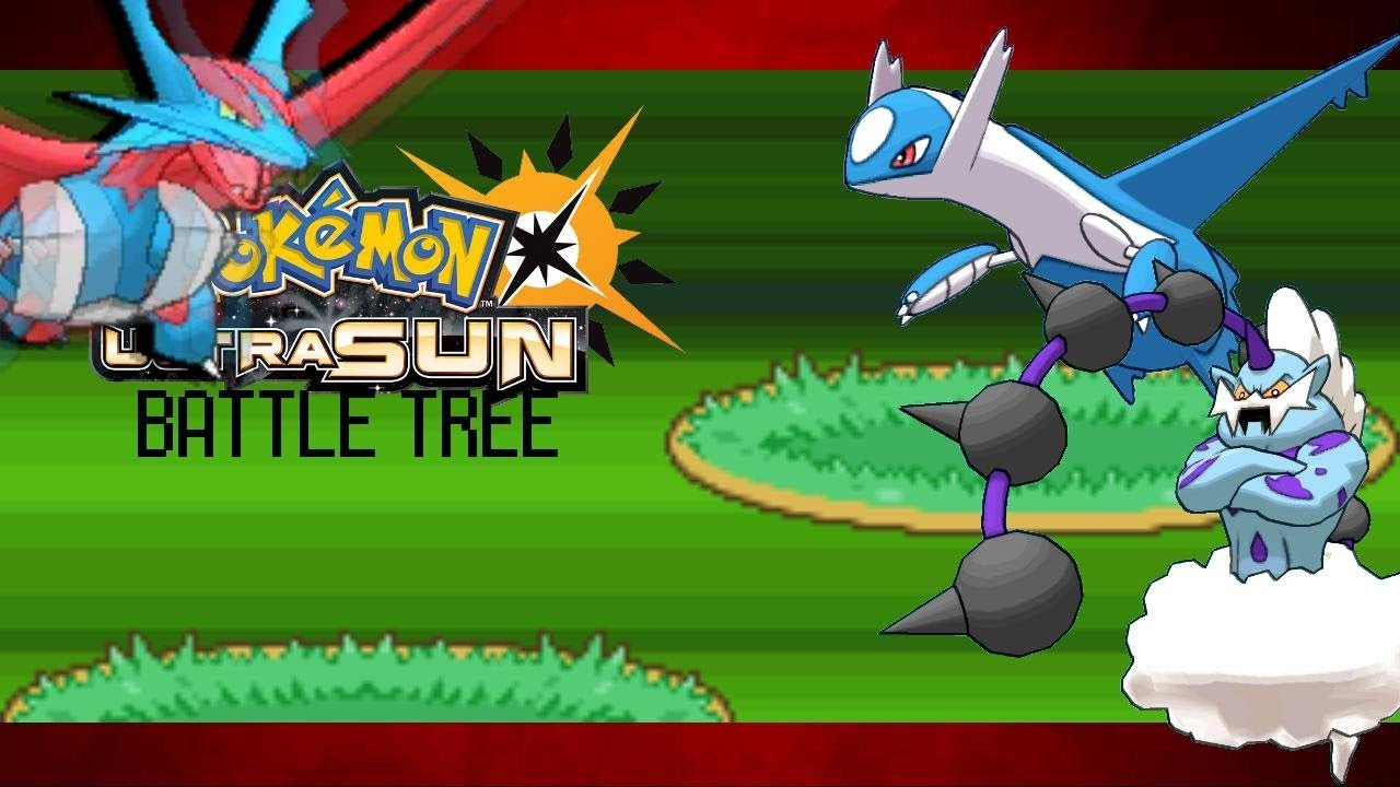 SALAMENCE F*CKS THINGS UP - Pokemon: USUM Battle Tree