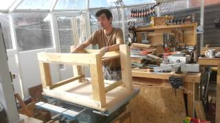 On The Go, Tablesaw Stand.