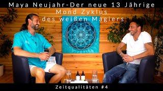 Zeitqualitäten #4   Maya Neujahr-Der neue 13 Jährige Mond Zyklus des weißen Magiers – 5G Technomagie