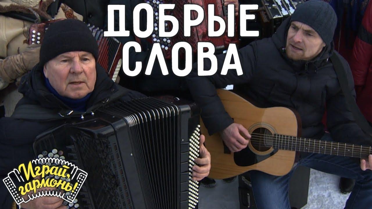 Играй, гармонь! | Юрий и Константин Краснопёровы (Пермский край) | Добрые слова