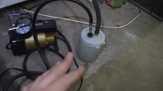 как сделать дымогенератор для авто