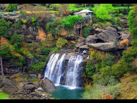Panjpeer Rocks Kahuta - Narar Waterfall - Amazing Beautiful Hidden Place in Pakistan.