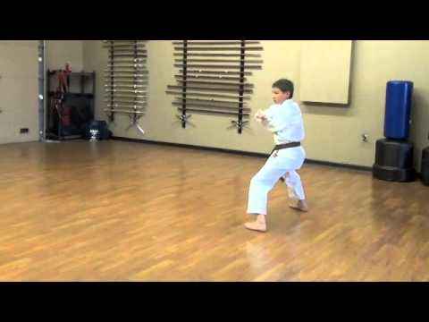 Lincoln Budokan, Heian Godan Kenkojuku Shotokan Karate