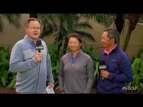 Treacherous Journey Megan Khang's Backstory To LPGA  Golf Channel