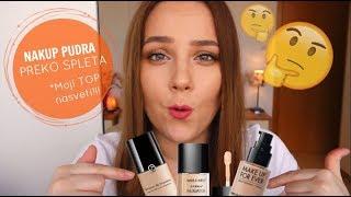 Moji TOP nasveti! NAKUP PUDRA PREKO SPLETA I LanaSpital Makeup