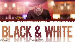 Jiyeon - Black and White