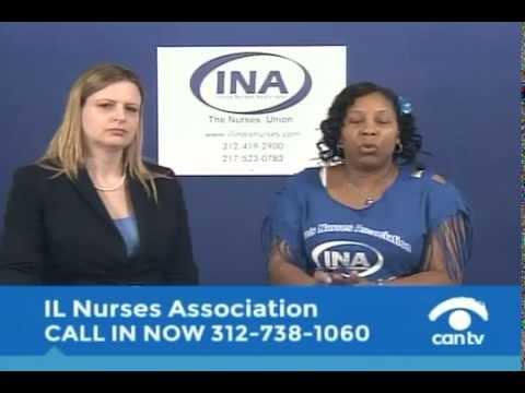 Illinois Nurse Live! Episode 1