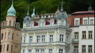 видео Карловы Вары *  Достопримечательности *  Karlovy Vary