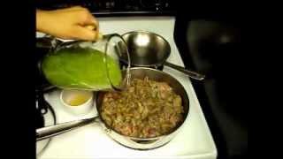 Carne En Su Jugo (beef And Bacon Dish)