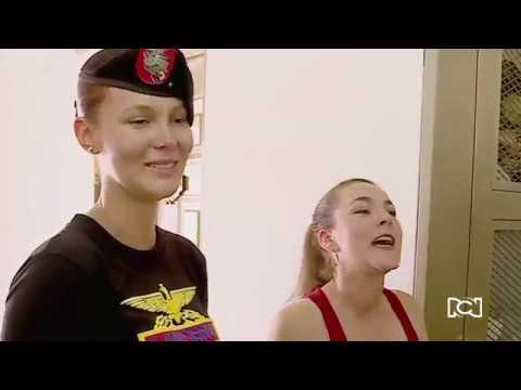 Soldados 1.0 - La Subteniente Rojas presentó a su mamá