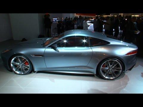 Jaguar CX-16 Hybrid Concept
